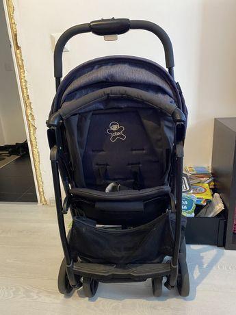 Прогулочная коляска CBX Yoki RB Jeancy Blue!Jeans Blue