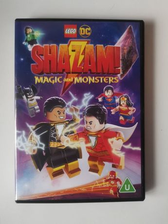 LEGO - DVD - LEGO DC Shazam!: Magic and Monsters DC [2020] - PL