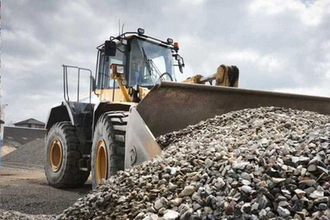 Kruszywo Dolomitowe 0-31,5 tłuczeń drogowy kruszywo betonowe Zgierz