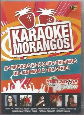 KARAOKE - Morangos com Açúcar (DVD)