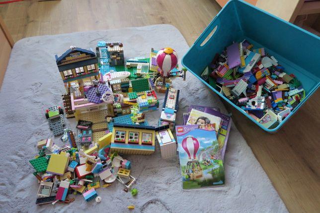 Duży zestaw lego Friends