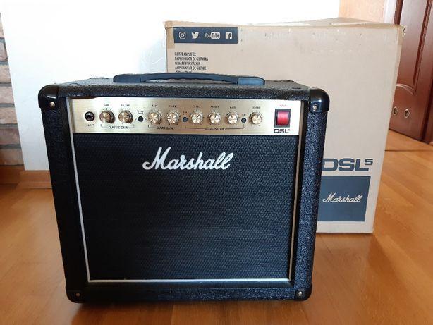 Продам новый комбопідсилювач Marshall DSL5CR