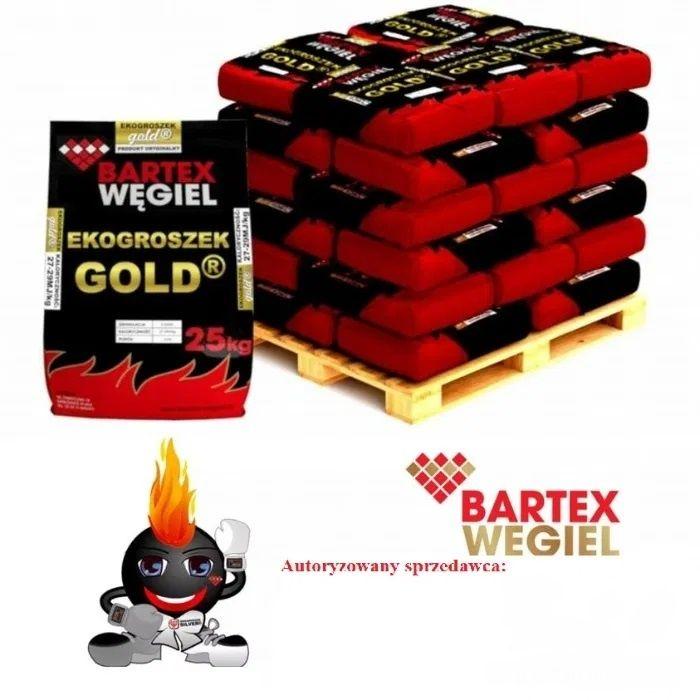 Ekoroszek BARTEX GOLD - SILVER - RUBIN węgiel Polski