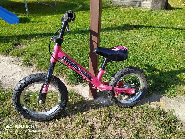 Rowerek biegowy dziecięcy
