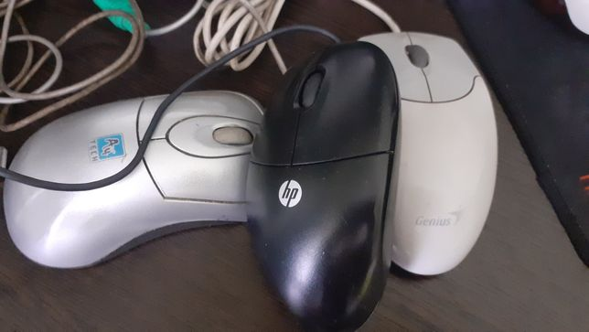 Мишка до компютера