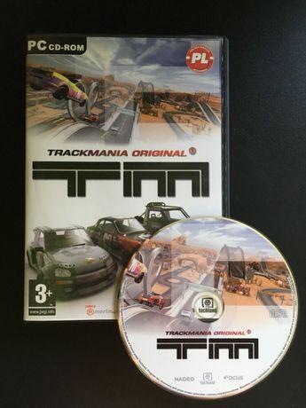 TrackMania Oryginal PL gra PC
