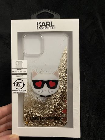 Etui Iphone 11pro Max Karl Lagerfeld