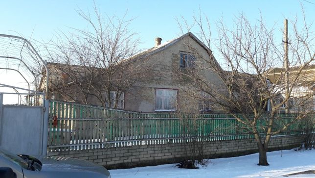 Продаётся дом в пгт Новотроицкое Херсонской области