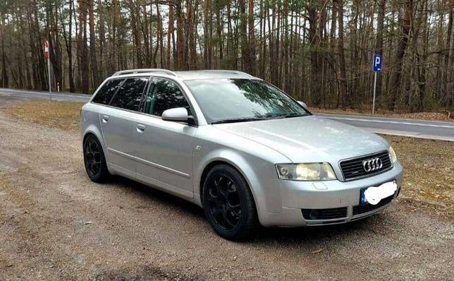 Audi A4 B6 3.0 Quattro + gaz (Manual)