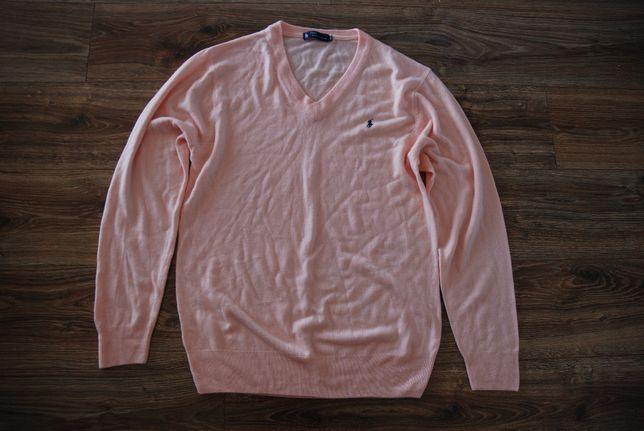 oryginalny sweter POLO by RALPH LAUREN, rozm. XXXL