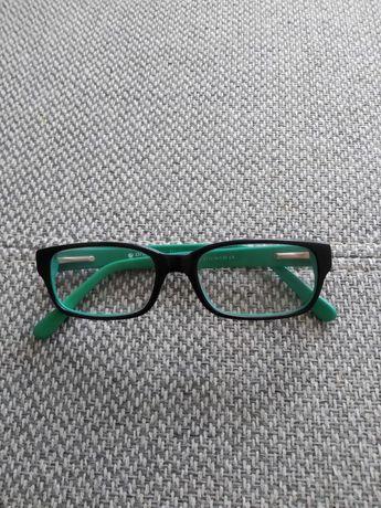 Oprawki do okularów dla dziecka, Orange by Bergman