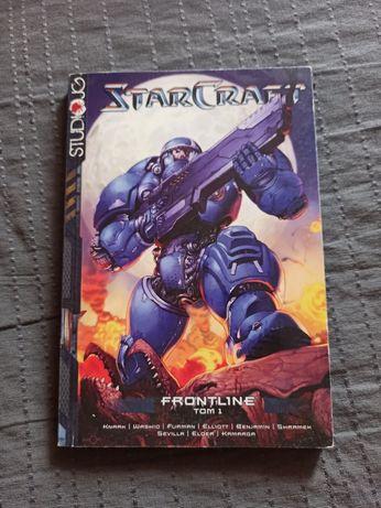StarCraft Frontline Blizzard Manga Komiks