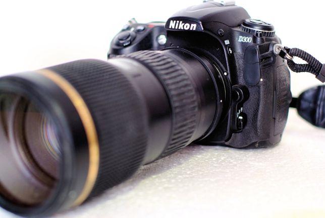 Nikon D300 Практично нова пробіг затвора 10000 кадрів