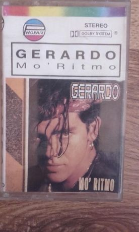 Kaseta magnetofonowa Gerardo Mo`Ritmo