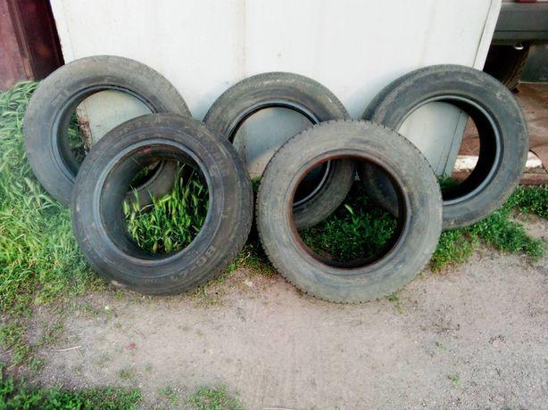 Продам летнюю резину 195/70 R 15