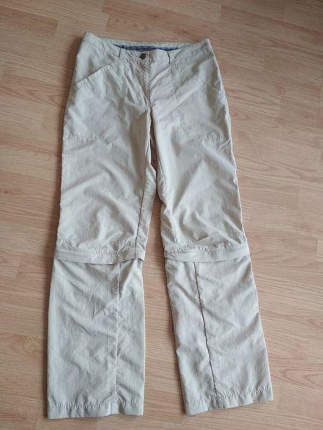 Jack Wolfskin spodnie trekkingowe 2w1 M