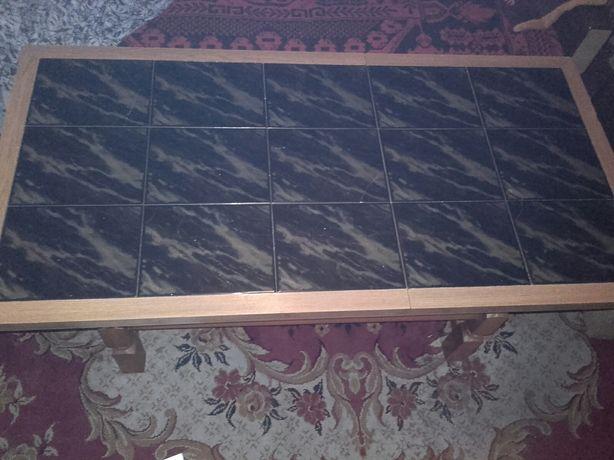 Lawa rozkładana stół