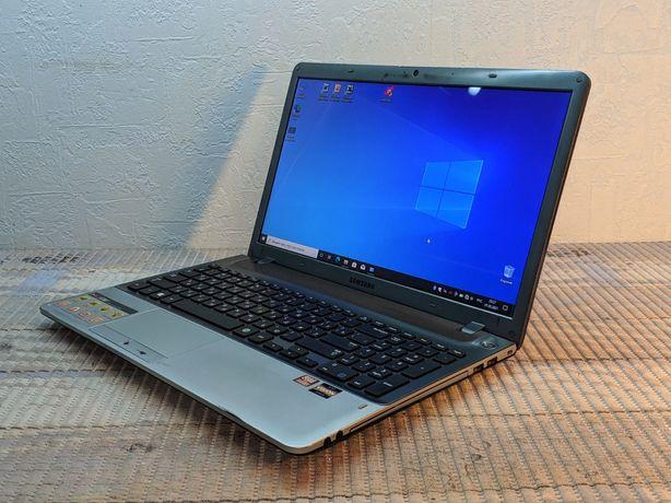Мощный ноутбук Samsung AMD A10 3.2GHz 8GB 1TB AMD Radeon 7670M 2GB