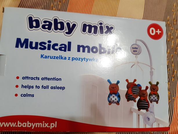 Мобиль  baby mix