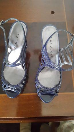 Sapatos Latouche (El Corte Inglês) NOVOS