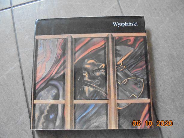 Książka Stanisław Wyspiański - Rok Wydania 1984, Stan Dobry