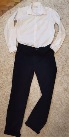 M&S koszula i Zara spodnie 158-164