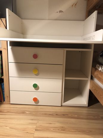 Komoda z przewijakiem/biurko Ikea Samstad