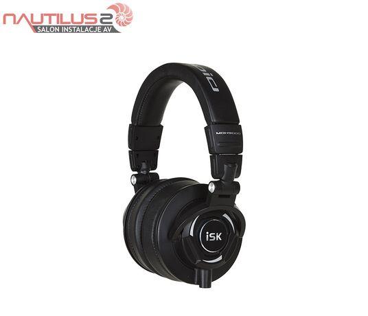 ISK MDH9000 słuchawki przewodowe 50mm