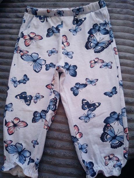 Spodnie H&M r.92