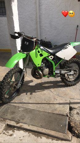 Kdx 125 2T