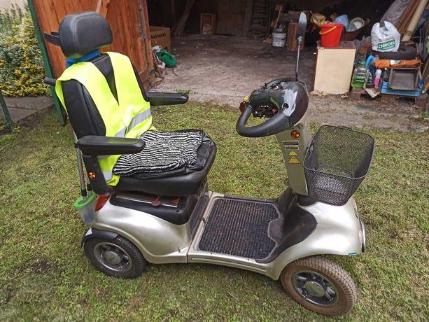 Wózek/Skuter Shoprider dla osoby niepełnosprawnej lub seniora Tanio