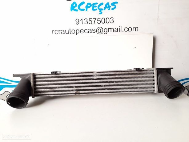 RADIADOR INTERCOOLER   REF. 7524916-03 / 3093796   BMW SERIE 1 (E87) 120D 2.0 163CV / E81 / SERIE 3;