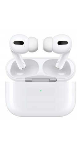 Słuchawki Apple Airpods PRO