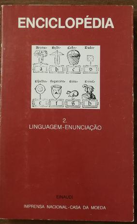 enciclopédia, linguagem enunciação, casa da moeda