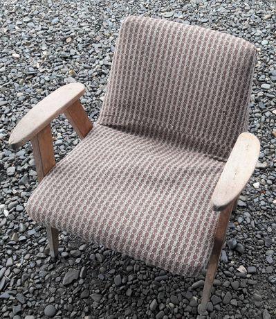 ogloszenie aktualne! Oryginalny, kultowy fotel 366 Chierowski PRL