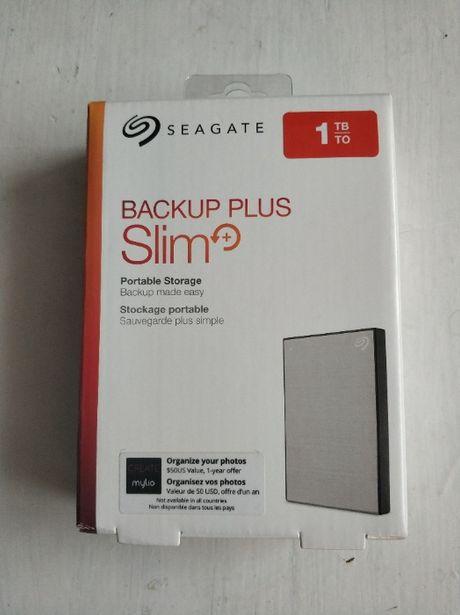 Seagate Backup Plus Slim 1TB STHN1000401 внешний HDD USB 3.0