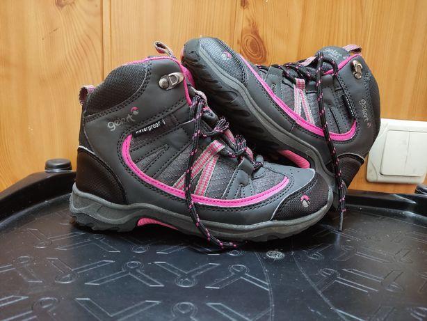 Фирменные термо ботинки для девочки