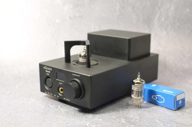 Продам  ЦАП/DAC xDuoo TA-10, ламповый усилитель для наушников