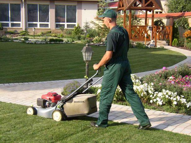 Услуги садовника - Стрижка газона, Покос травы, Обрезка деревьев