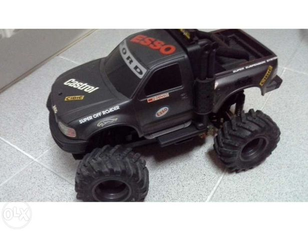 Rc kyosho rayder outlaw vintage eletrico 1/10