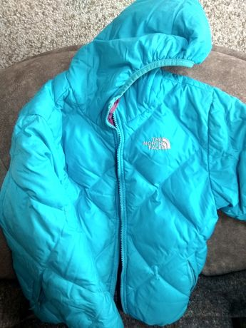 Демисезонная двухсторонняя куртка The North Face