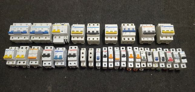 Автоматические выключатели от 15 грн.