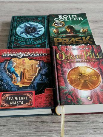 Książki dla młodzieży