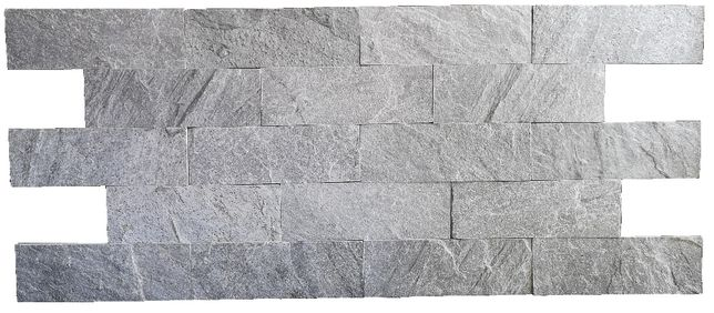 Wyprzedaż pełnych palet Płytek z Łupka Silver Grey 30x10 cm!