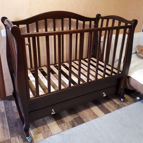 Кроватка качалка