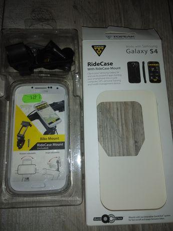 Samsung S4 case etui pancerne + mocowanie na rower