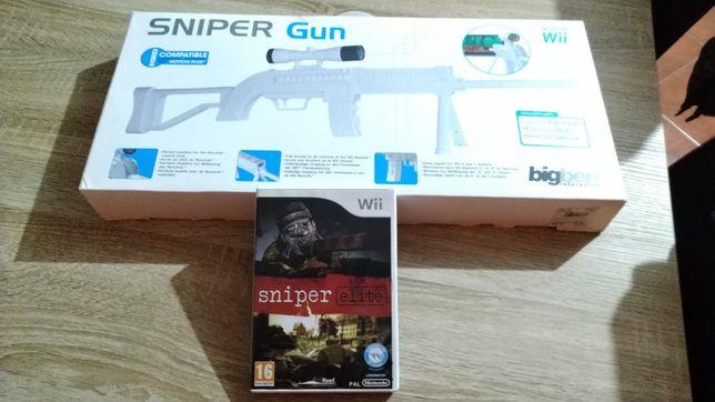 Sniper Elite (jogo + pistola)para Nintendo Wii