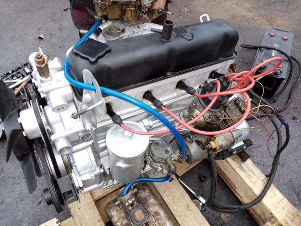 Мотор.двигатель.движок.Газ 24.402.Газ 53.66.3307.Паз. уаз 100.зил 130.