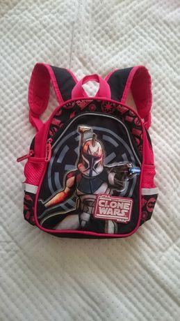 Plecak Star Wars dla przedszkolaka