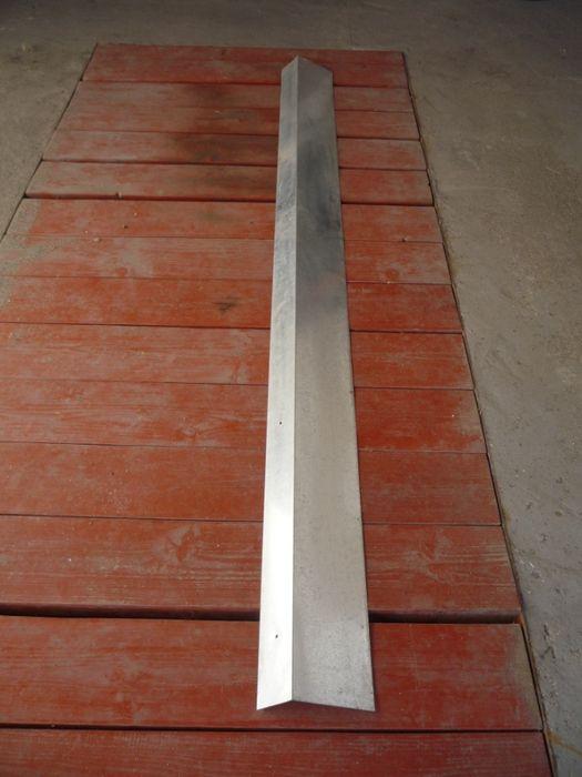Blacha ocynk opierzenie 2 metry Świebodzice - image 1